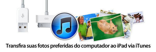 Envie do iTunes