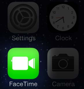 Icone do FaceTime